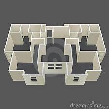 Architecture House Plan Vector Stock Photos   Image  Architecture house plan vector