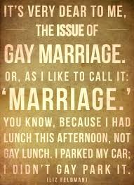 Lgbt Marriage Quotes. QuotesGram