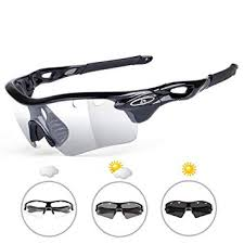 Wonzone <b>Cycling Sunglasses Polarized</b> Photochromic Bike <b>Glasses</b> ...