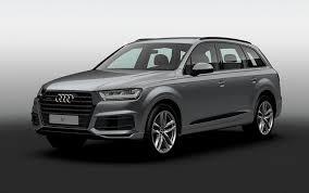 В России стартовали продажи спецверсии кроссовера Audi Q7