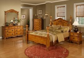 elements bedroom ideas with wooden furniture