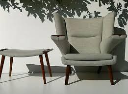 Hans Wegner AP69 Mega <b>Папа</b> Медведь <b>кресло</b> и <b>пуфик</b>/<b>стул</b> в ...