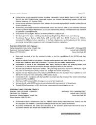 military resume examples anuvrat info military resumes military resume examples cover letter military