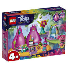<b>Конструктор LEGO</b> 41251 <b>Trolls Домик</b>-<b>бутон</b> Розочки — купить в ...