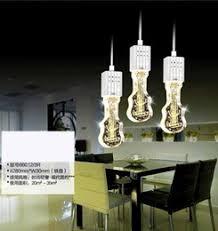 modern brief led restaurant lights bubble lustre crystal pendant light bar work table living room lights lighting fixture lamps bubble lighting fixtures