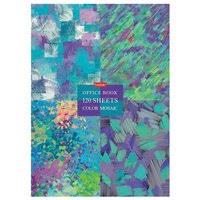 «<b>Бизнес</b>-<b>блокнот Hatber</b> Office Book А4 120 листов клетка 5-цв ...