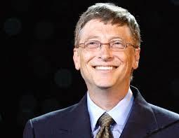 """Govaerts was helemaal ondersteboven van het bezoek. """"Nadat ik gedineerd had met Bill Gates en Carlos Slim, vroegen ze mij of de maaltijd me had gesmaakt. - Bill-Gates"""