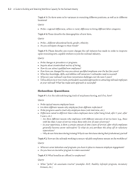 appendix e hr structured interview questions a guide to page 228