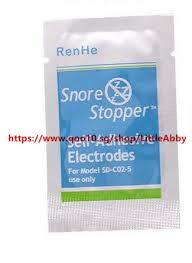Qoo10 - Self Adhesive Electrodes of (<b>Smart Snore</b> Stopper <b>Infrared</b> ...