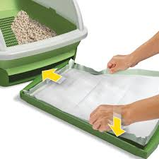 tidy cats breeze cat litter box system cat litter box