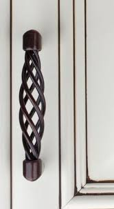 And The Birdcage HD Cabinet Hardware Pull Handle  Oil Rubbed Bronze Will Be A Beautiful Compliment To The Simple White Cabinets In My Dream Kitchen