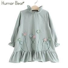 <b>Humor Bear Children</b> Clothes Dress New Lovely Princess Dress ...
