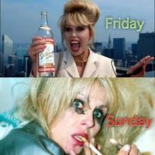 Absolutely Fabulous on Pinterest | Joanna Lumley, Father Ted and ... via Relatably.com