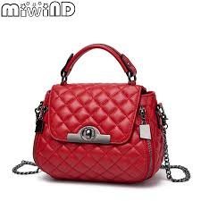 <b>MIWIND</b> 2018 New Messenger Bag 100% <b>Genuine Leather</b> Women ...