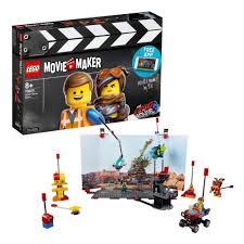 <b>Конструктор LEGO</b>® Movie 2 70820 <b>Набор кинорежиссёра</b> LEGO ...