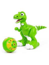 «<b>Радиоуправляемый интерактивный динозавр</b> Jiabaile Dinosaur ...