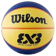 Купить <b>Баскетбольный мяч Wilson FIBA 3x3</b> Official размер 6 по ...