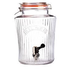 <b>Диспенсер для напитков</b> Kilner <b>Vintage</b>, 8 л (3979368) - Купить по ...