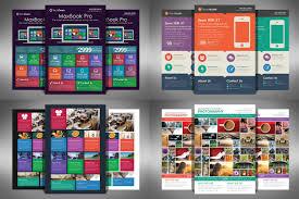 flat design corporate flyer bundle flats creative and design flat design corporate flyer bundle by creativenauts on creative market