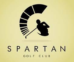 spartan golf logo large1 20 clever logos with hidden symbolism brand innovative hidden
