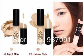 best selling 3ce 5ml waterproof eye concealer cream dark circle removing skin cosmetics makeup whole freedropshipping in concealer base from health