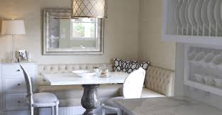 home nook ideas white kitchen with marble counters breakfast nook gold pendant light table lamp white breakfast nook lighting ideas