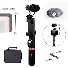 Comica Smartphone Video Kit CVM-VM10-K3 ... - Amazon.com