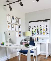 office lighting ideas all white furniture and wall interior color decor for small home office all white furniture design