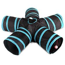 Dropshipping for <b>5 Way Foldable Cat Tunnel</b> with Balls <b>Collapsible</b> ...