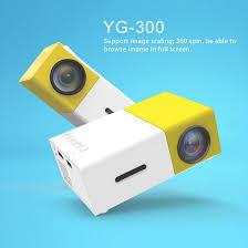 AMA <b>YG300 Mini</b> Projector <b>Full</b> HD1080P Home Theater LED <b>LCD</b> YS