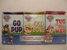 3-4 лет <b>щенячий</b> патруль игрушки карточные игры/игральные ...