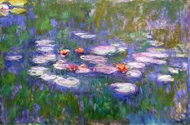 claude monet byron s muse water lilies by claude monet ii