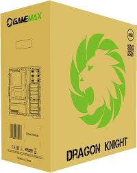 <b>Корпус Gamemax Dragon</b> Knight