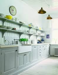 Kitchen Open Shelves Kitchen Open Shelving Design Miserv