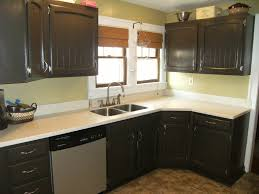 painted blue kitchen cabinets house: painted kitchen cabinets projects around the house