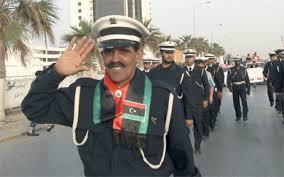 شرطة بنغازى