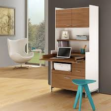 modern office organization. aspect white walnut contemporary collection bdi furniture modern office organization concealed