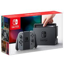 Купить <b>Игровая приставка Nintendo Switch</b> (серый) в каталоге ...