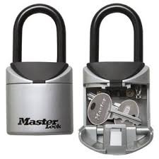 Shop <b>Master Lock 5406D</b> Compact Portable <b>Key</b> Safe - Free ...