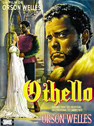 of all shakespeare s tragedies not even excepting king lear othello orson welles movie poster grand prix cannes 1952 william shakespeare