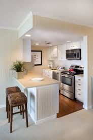 Kitchen Design Small Kitchen Small But Perfect For This Beach Front Condo Kitchen Designed By