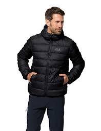 Jack Wolfskin Men's Helium Down Jacket: Clothing - Amazon.com