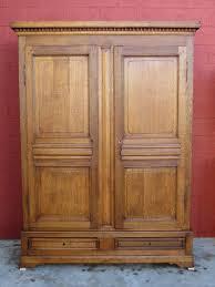 armoire wardrobe closet antique furniture armoire