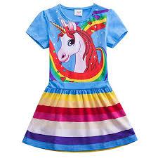 JUXINSU Toddler Cotton Girl Summer Short Sleeve ... - Amazon.com