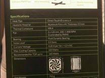 <b>Кулер PCCooler GI-D66A</b> halo frgb S2066/2011/115x/A купить в ...
