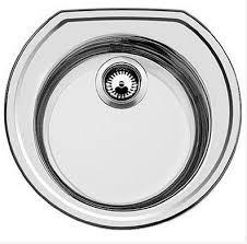 <b>Мойка кухонная Blanco Rondoval</b> 525319, сталь в интернет ...