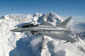 ns deploy large air force for swiss security airheadsfly an n eurofighter typhoon on patrol on 24 2014 during the world economic forum in