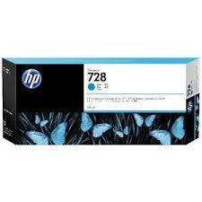 <b>HP DesignJet 728</b> Ink <b>Cyan</b> | Officeworks