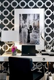 by atmosphere chic home office design