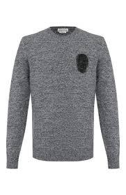 Товары для мужчин <b>Alexander McQueen</b>, цвет серый по цене от ...
